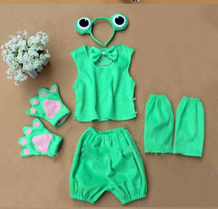 Как сделать костюм лягушка